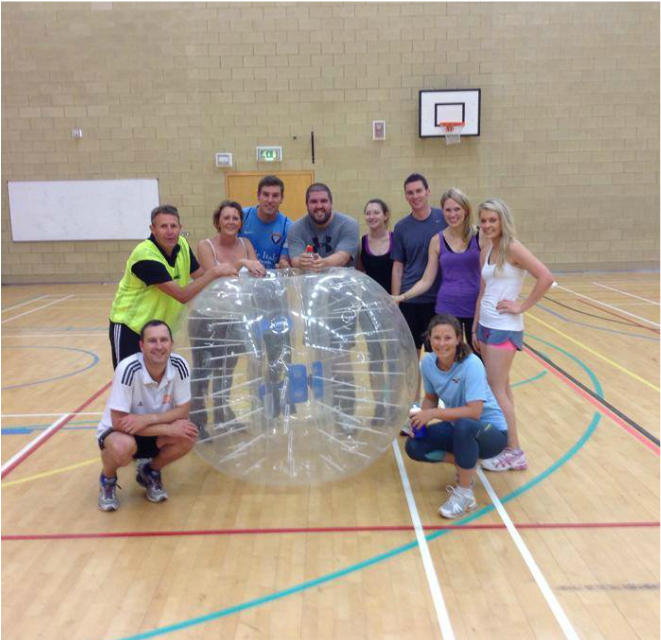 Bubble Football Home
